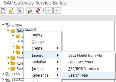 SAP ABAP Central: Custom data selection for a Fiori list