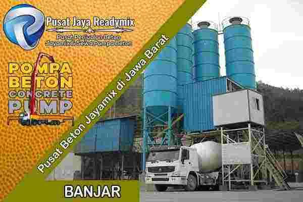 Jayamix Banjar, Jual Jayamix Banjar, Cor Beton Jayamix Banjar, Harga Jayamix Banjar