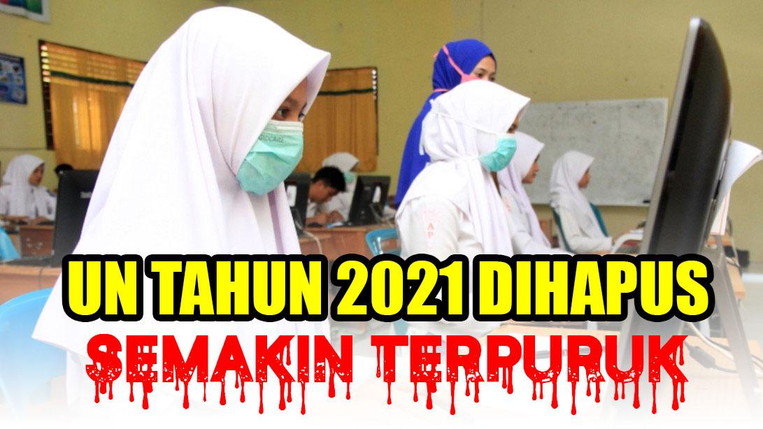 UN Tahun 2021 Dihapus