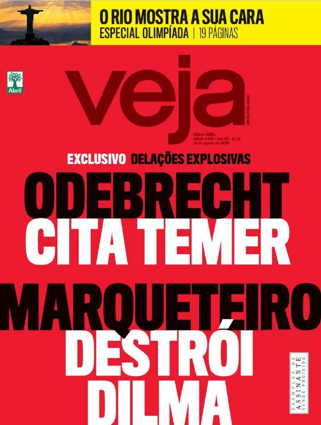 Revista Veja – Edição 2490