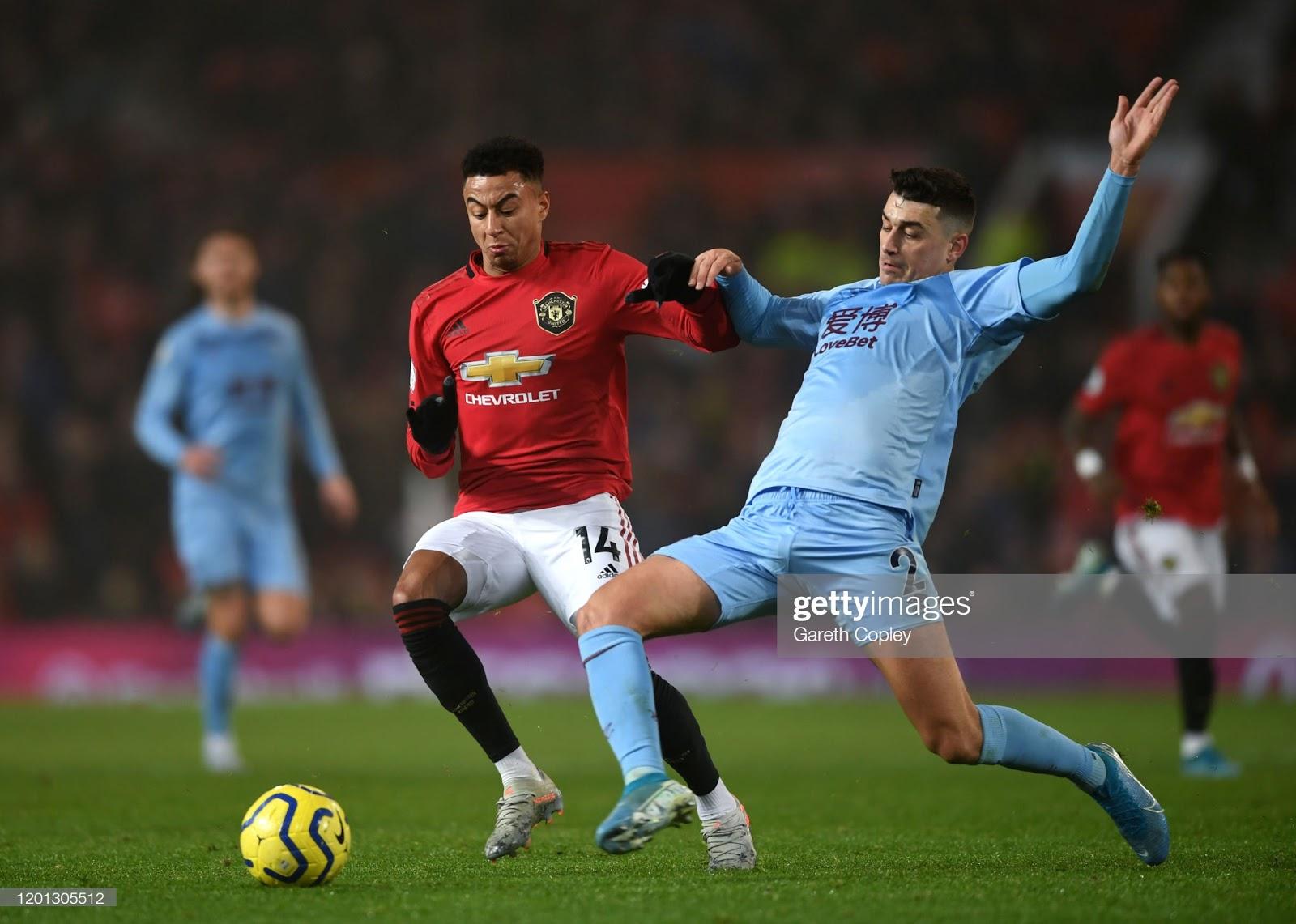 Manchester United vs Burnley - Highlights & Goals ...