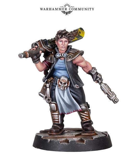 Orlock Gunner Melee