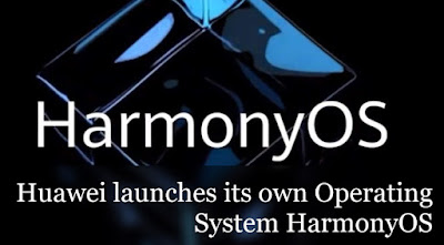 Huawei launches its own Operating System HarmonyOS