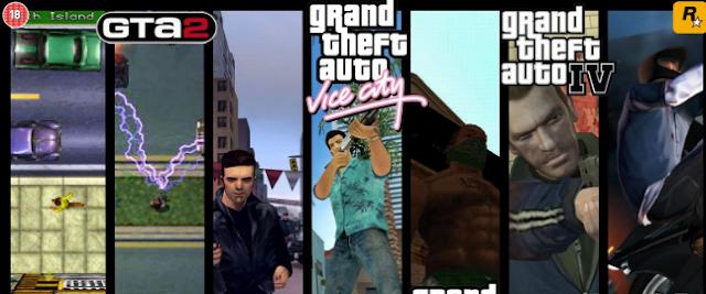 تحميل لعبة قراند ديفت اوطو GTA San Andreas - Grand Theft Auto Android 2.00 للاندرويد