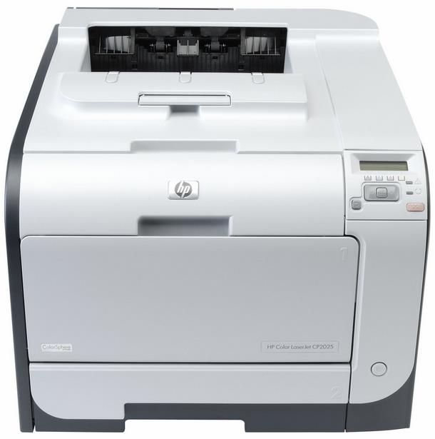 HP Color Laserjet CP2025 Printer Driver