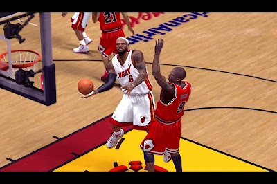 NBA 2K14 PC SweetFX Graphics Enhancement