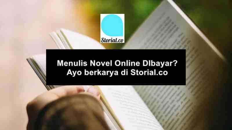 menulis novel online dibayar