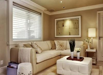 Estupendas fotos de salas peque as salas con estilo for Diseno sala de estar pequena