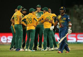 Sri Lanka vs South Africa 32nd Match ICC World T20 2016 Highlights