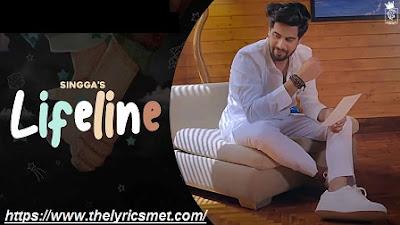 Lifeline Song Lyrics | Singga | Latest Punjabi Songs 2020