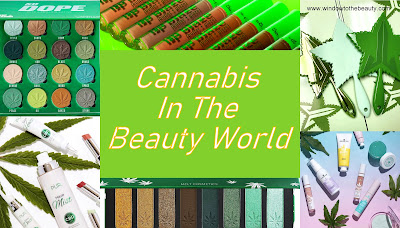 Cannabis In The Beauty World
