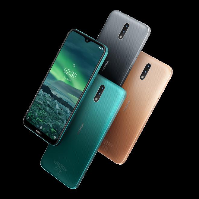 Analisando Smartphone Nokia 2.3 com tela de 6.2 polegadas