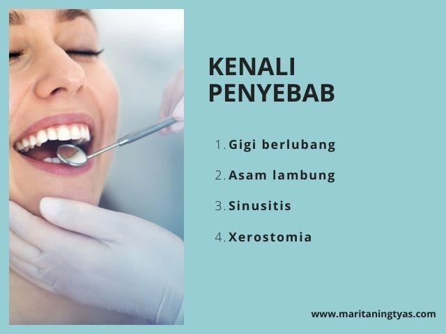 mengenali penyebab bau mulut