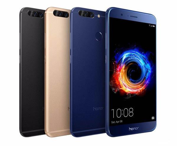Spesifikasi Huawei Honor 8 Pro Dual Kamera