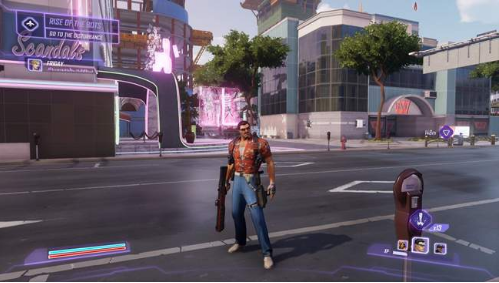 Game Agents of Mayhem Free Download for PC