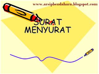 Download Contoh Surat Tugas Bintek BOS Arsip Bendahara