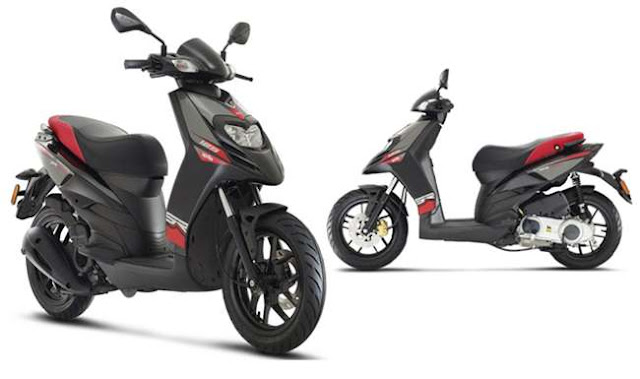 New Aprilia SR 125cc premium scooter