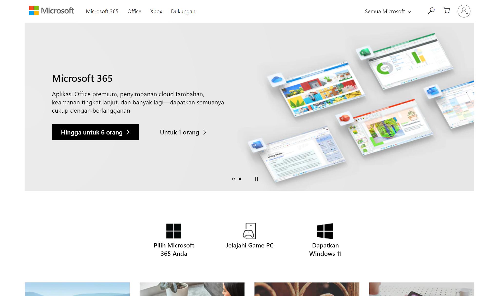 website microsoft