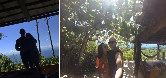 Valentina Vaguada: ecoturismo, caribbean, paradise, casa el paraíso, samaná, rep. Dominicana, trópico, tropics, beach, sand, couple
