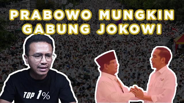 Faldo Maldini Kini Bicara 'Prabowo (Mungkin) Gabung Jokowi'