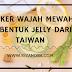 Masker Wajah Mewah Berbentuk Jelly Dari Taiwan (Review)