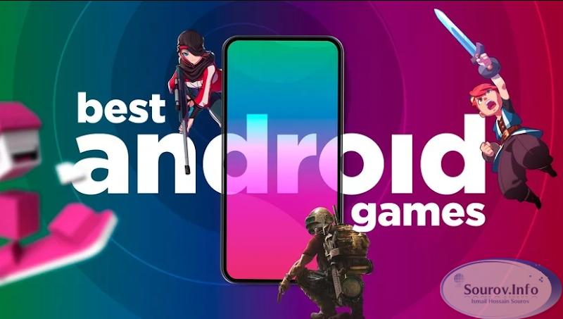 Top Rating Android Games গুলো খেলুন আর সময় কাটান ঘরে বসে (পর্ব-১)