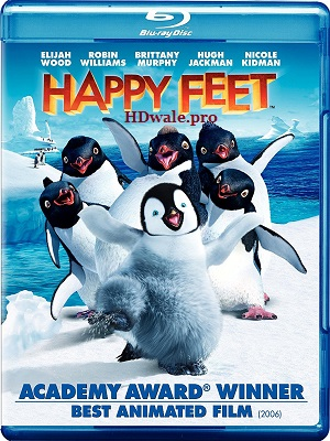 Happy Feet (2006) Movie Download 1080p & 720p BluRay
