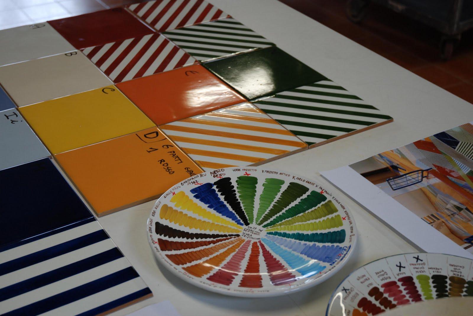 Materia Ceramica Un Progetto Per Raccontarla : Gio ponti pavimento scultura cooperativa ceramica d imola