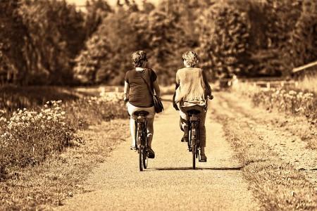 La bicicleta es beneficiosa cuando se sufren varices
