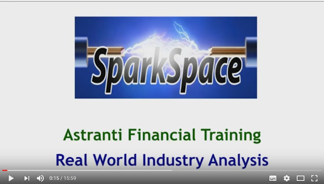Management case study - August 2016 - SparkSpace - Industry Analysis Sample