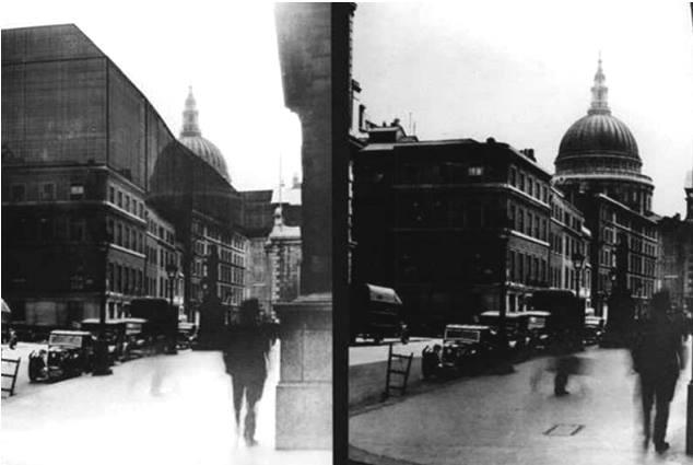 Godfrey Allen's photomontage