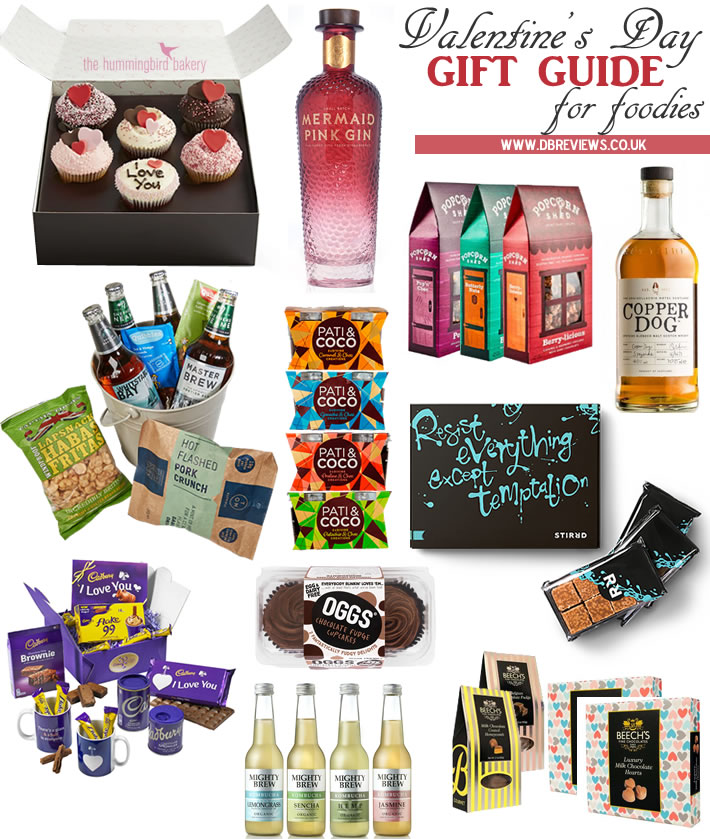 valentines day gifts for foodies