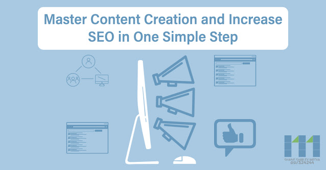 Master Content Creation and Increase SEO in One Simple Step