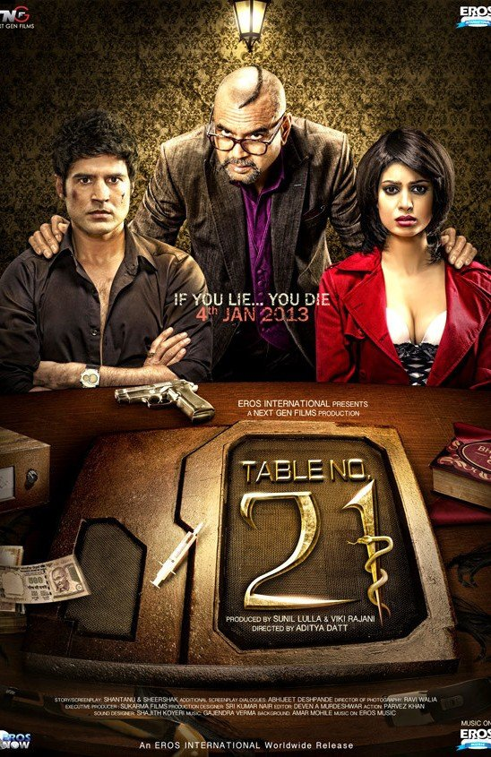 O Sajna Table No 21 Full HD Mp4 3gp Video Song Download