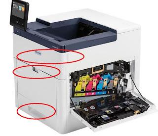 Xerox VersaLink C500 Color Print Paper Jams Solutions