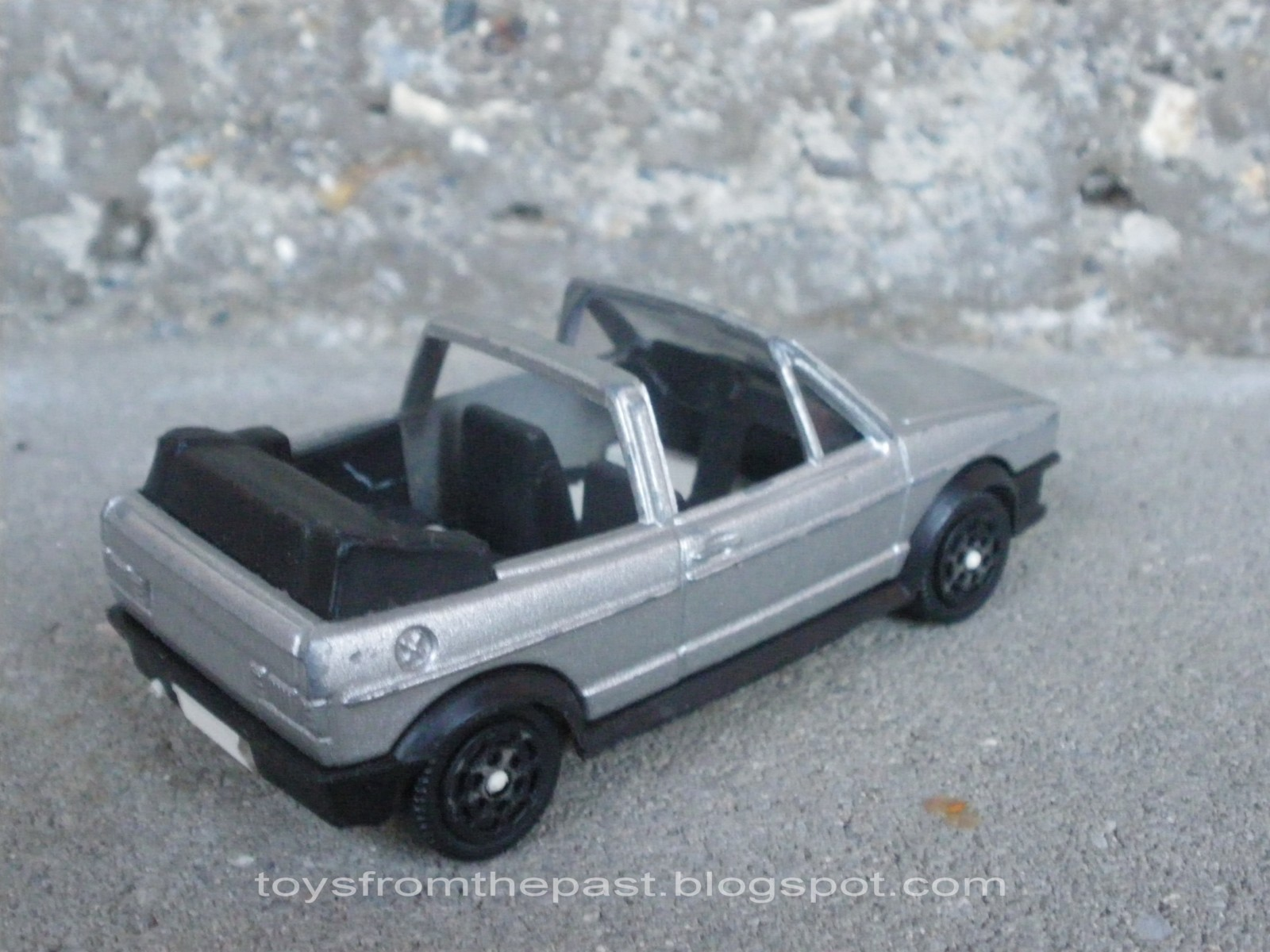 Toys from the Past: #328 HOT WHEELS! – VOLKSWAGEN GOLF