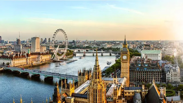 4. London sightseeing