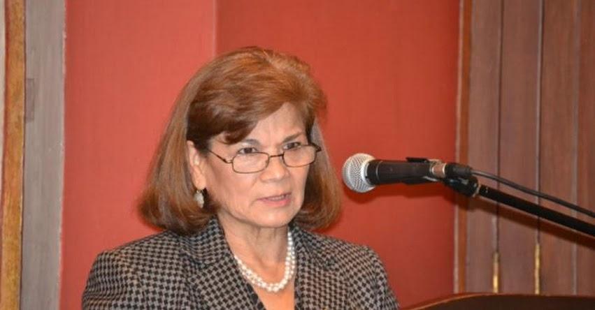UNMSM: Debemos ir retornando a la semipresencialidad, sostiene Jerí Ramón Ruffner, candidata a rectorado de la Universidad San Marcos