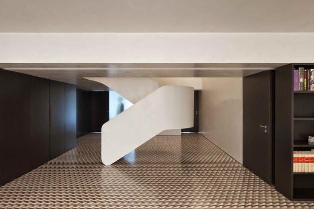 model rumah lantai 2 bagian belakang rumah minimalis terbaru