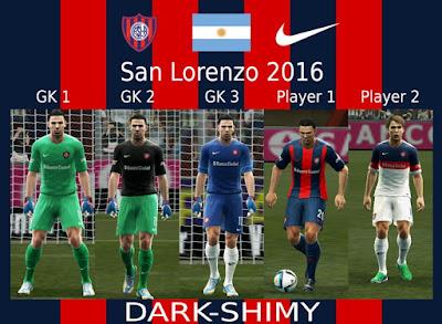 San Lorenzo 2016