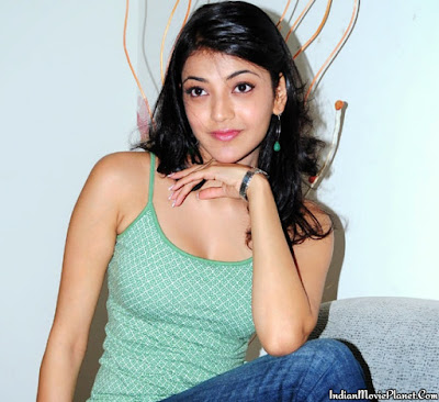 kajal agarwal hot photo shoot cleavage show images