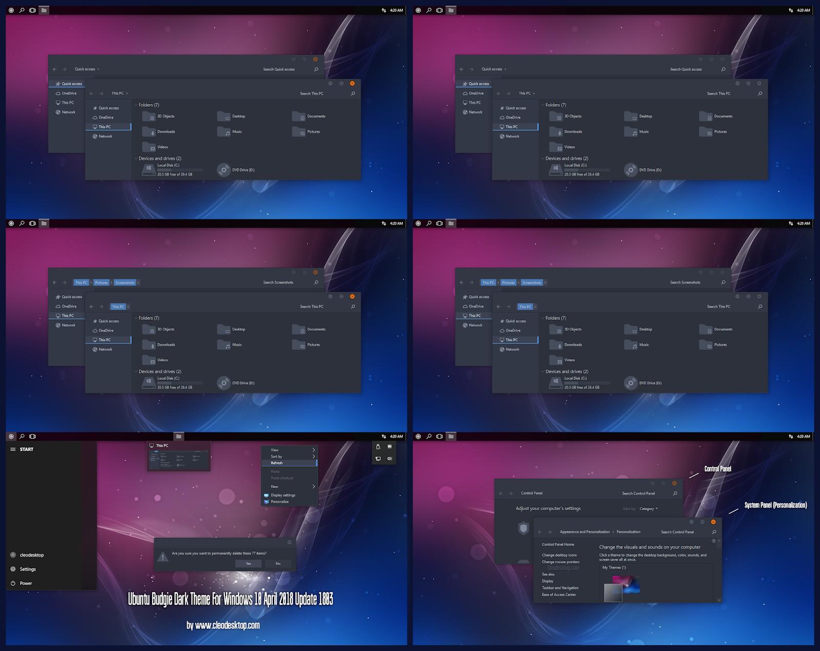 Cleodesktop I Customized Desktop: Search results for Ubuntu