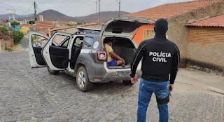 Operação Carcará 2 prende nove pessoas em Saboeiro