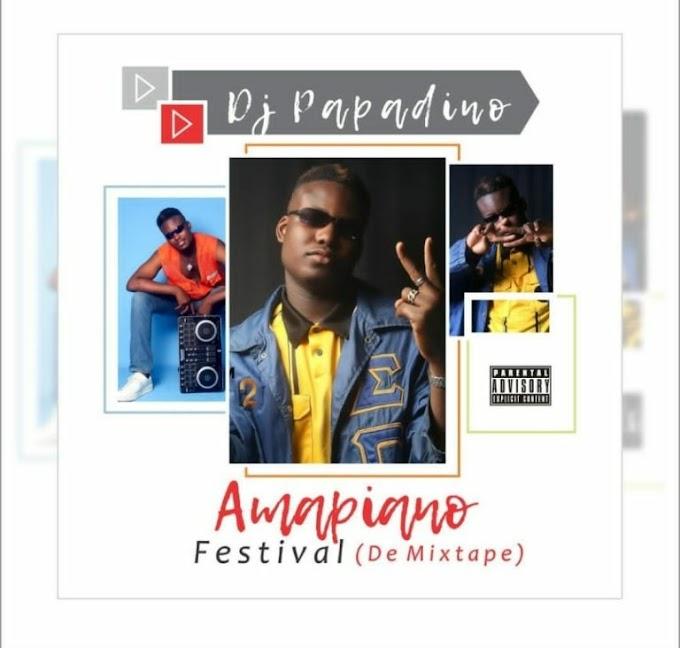 Mixtape: DJ Papadino – Amapiano Festival