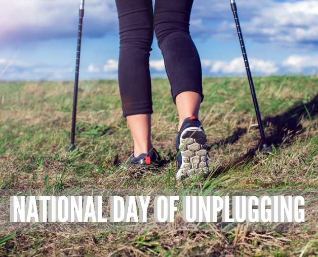 National Day of Unplugging Wishes Lovely Pics