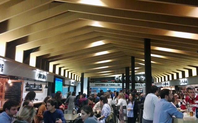LA CHISPERÍA, Mercado Chamberí, Tusolovive Madrid