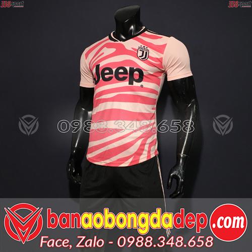 Áo Juventus Màu Hồng 2020 Training 28