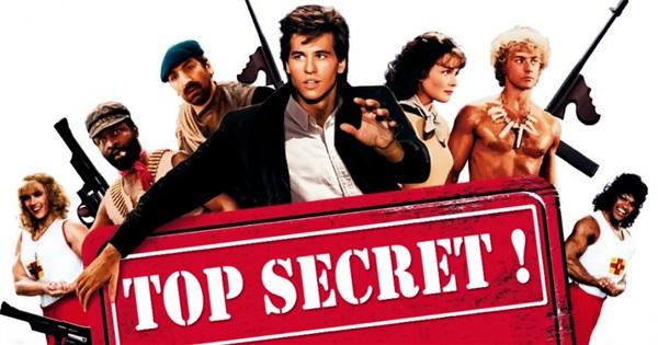 Top Secret! (1984) 360p 720p Subtitle Indonesia