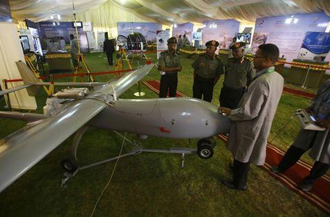 السودان يكشف عن تصنيعه طائرات حربية بدون طيّار ونيته انتاج الصواريخ وزير دفاعه يقول إنه ثالث بلد أفريقي في الصناعة العسكرية