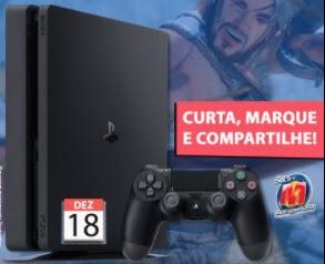 Promoção Metropolitana FM Playstation 4 Slim Nova Promoção Participar